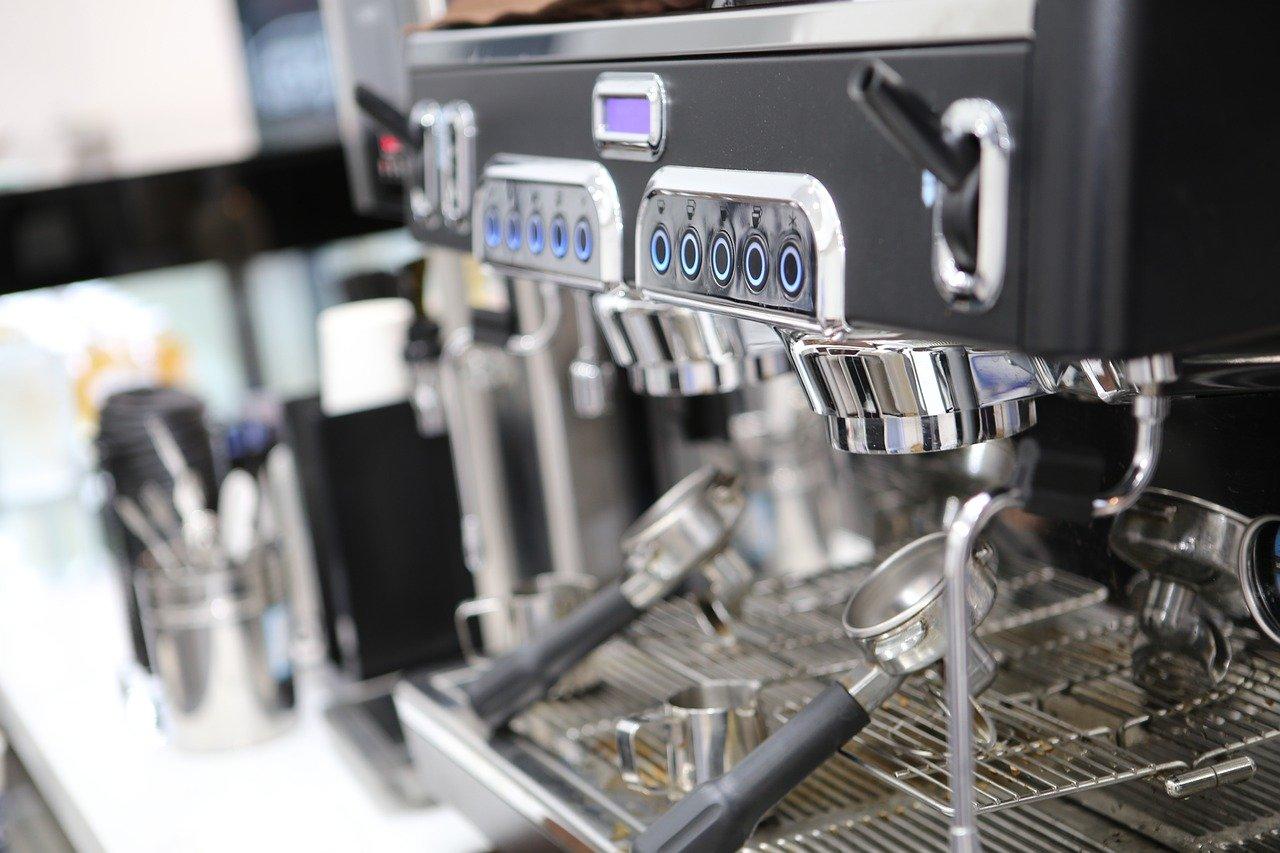 coffee, cafe, machine