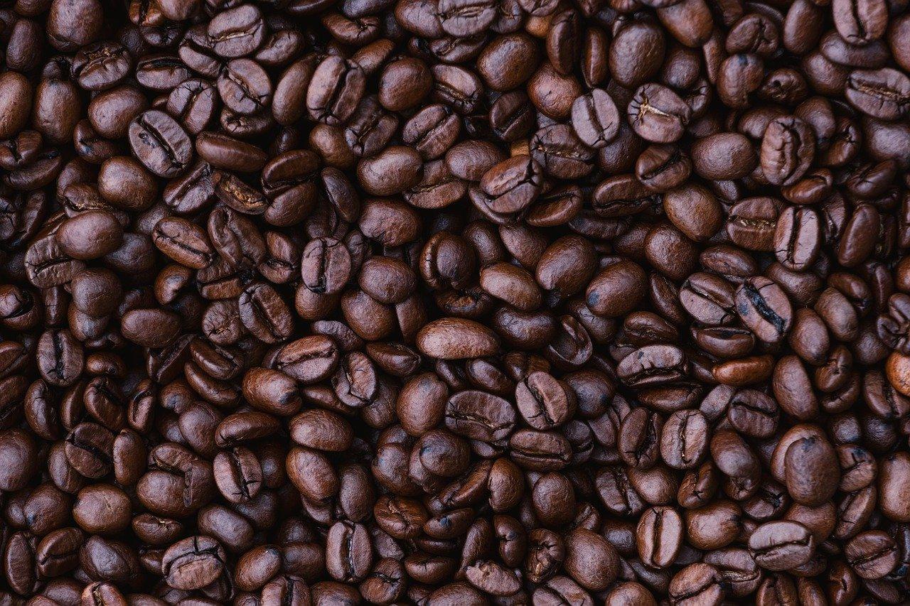 coffee, coffee beans, roasted