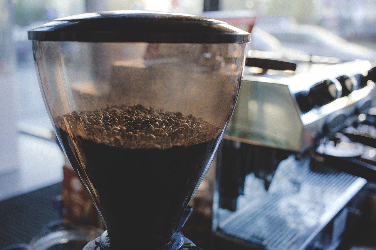 espresso, machine, coffee